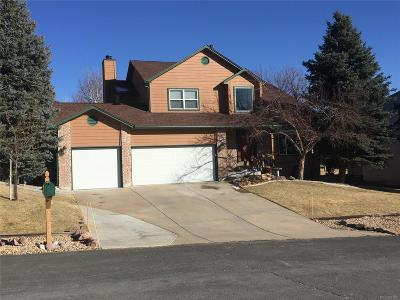 Parker Single Family Home Active: 5174 Red Oak Way