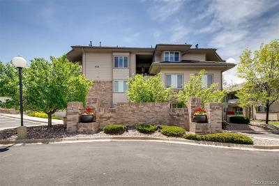 Castle Rock Condo/Townhouse Under Contract: 920 East Plum Creek Parkway #302