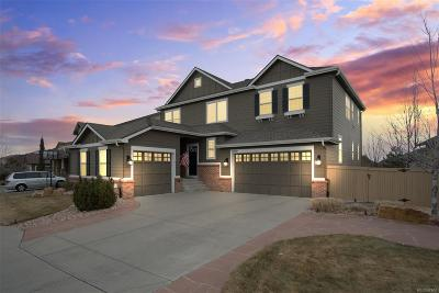 Highlands Ranch Single Family Home Active: 3059 Danbury Avenue