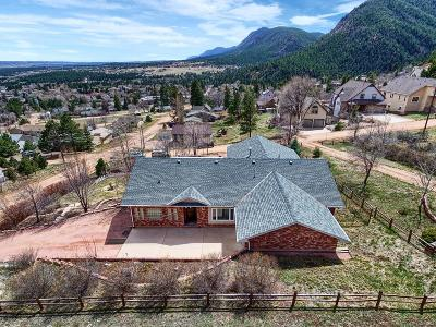 Palmer Lake Single Family Home Under Contract: 420 High Street