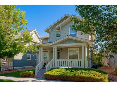 Henderson Single Family Home Under Contract: 9263 East 108th Avenue