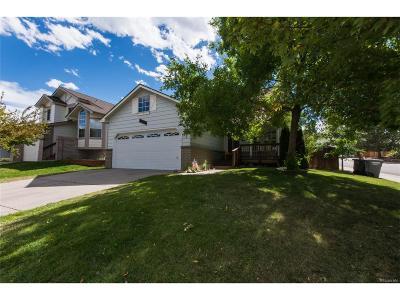 Castle Rock Single Family Home Active: 3194 West Sugarbowl Court