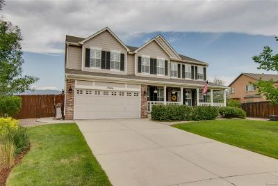 Monument Single Family Home Under Contract: 17248 Hulls Way