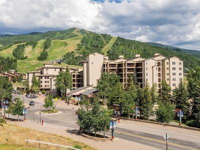Steamboat Springs CO Condo/Townhouse Active: $780,000