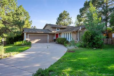 Centennial Single Family Home Active: 6527 South Heritage Pl W