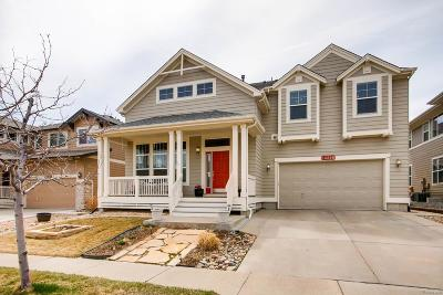Arvada Single Family Home Under Contract: 13298 West 84th Place