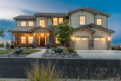 Highlands Ranch Single Family Home Active: 10868 Sundial Rim Road