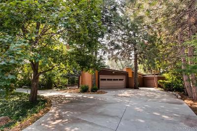 Aurora, Denver Single Family Home Active: 4980 East Vassar Lane