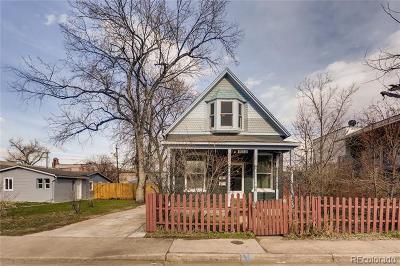 Aurora Single Family Home Active: 1580 Dallas Street