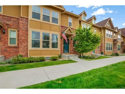 Lone Tree Condo/Townhouse Under Contract: 10227 Bellwether Lane
