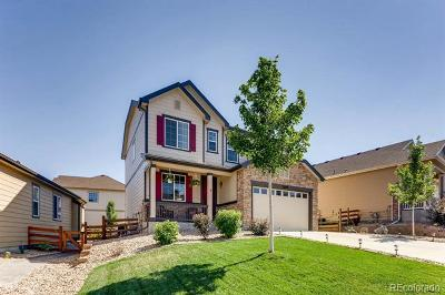 Centennial Single Family Home Active: 22509 East Bellewood Drive