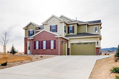 Littleton Single Family Home Active: 10410 Hunt Master Place