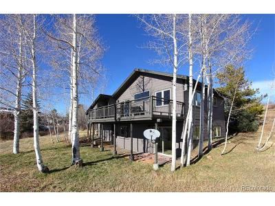 Steamboat Springs Single Family Home Active: 885 West Hillside Court