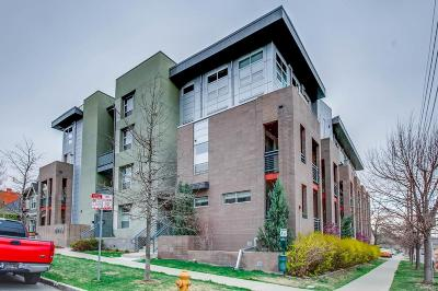 Denver Condo/Townhouse Active: 2900 Wyandot Street #101