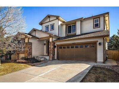 Highlands Ranch Single Family Home Under Contract: 10656 Chadsworth Lane