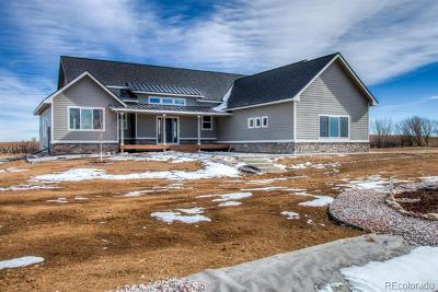 Milliken Single Family Home Active: 9440 Meadow Farms Drive