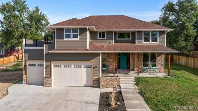 Arvada Single Family Home Active: 6285 Wadsworth Boulevard