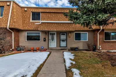 Littleton Condo/Townhouse Under Contract: 5532 South Lowell Boulevard