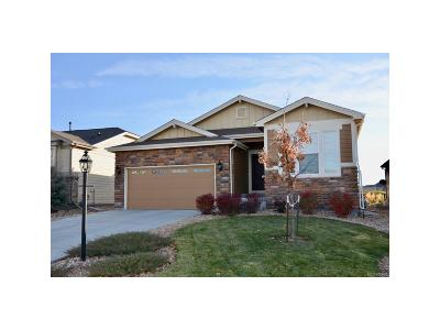 Thornton Single Family Home Active: 8264 East 150th Place