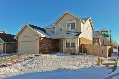 Brighton Single Family Home Under Contract: 6706 East 123rd Circle