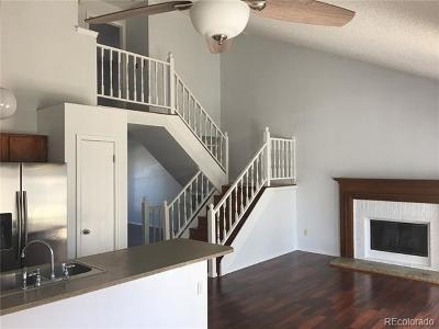 Aurora Single Family Home Active: 19328 East Brown Drive