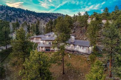 Golden Single Family Home Active: 25268 Foothills Drive