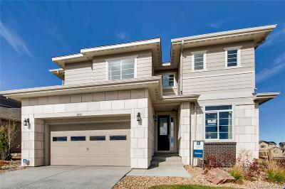 Arvada Single Family Home Under Contract: 18959 West 92nd Drive