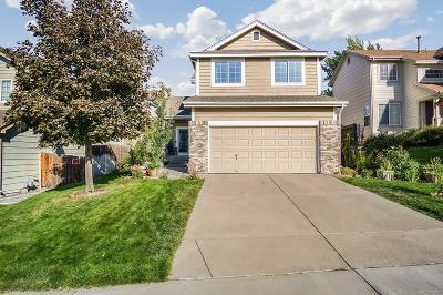 Single Family Home Active: 6014 South Zante Way