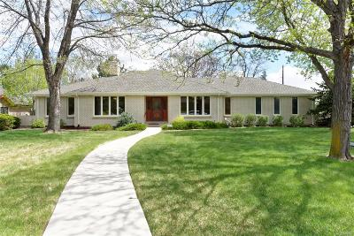 Littleton Single Family Home Active: 2 Glenview Drive