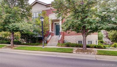 Cherry Creek Condo/Townhouse Active: 3730 East 1st Avenue #A