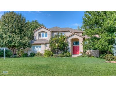 Niwot Single Family Home Active: 7221 Spring Creek Circle