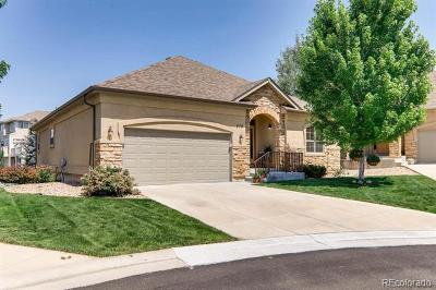 Castle Rock Single Family Home Active: 574 Wenlock Court