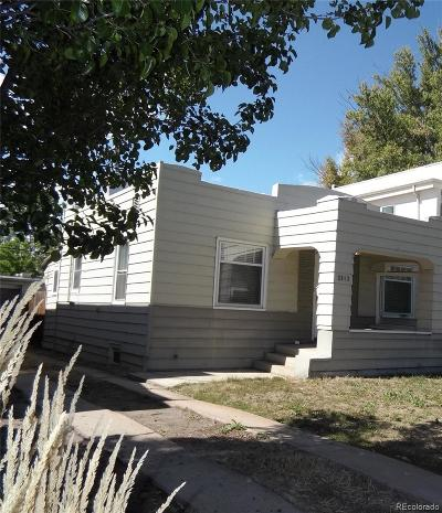 Single Family Home Active: 2443 South Williams Street