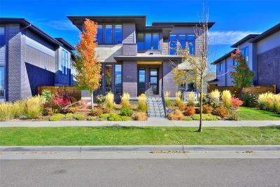 Denver Single Family Home Under Contract: 4966 Yosemite Street