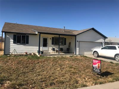 Bennett Single Family Home Under Contract: 745 3rd Street