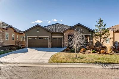 Castle Rock Single Family Home Under Contract: 5072 Covelo Drive
