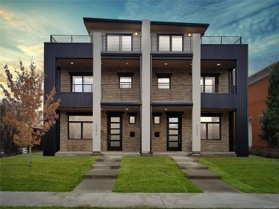 Denver Condo/Townhouse Active: 2346 King Street