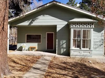 Buena Vista CO Single Family Home Active: $372,000