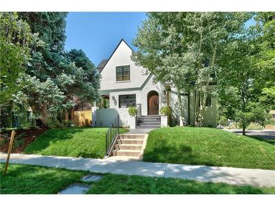 Single Family Home Sold: 601 South Race Street