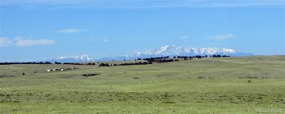 Kiowa Residential Lots & Land Active: 37732 Sky View Circle