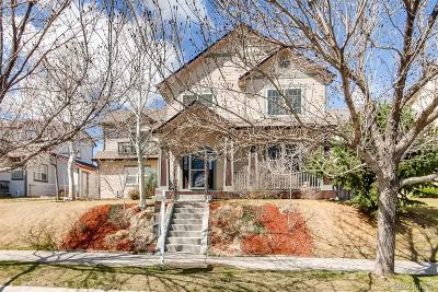 Brighton Single Family Home Under Contract: 385 Longspur Drive