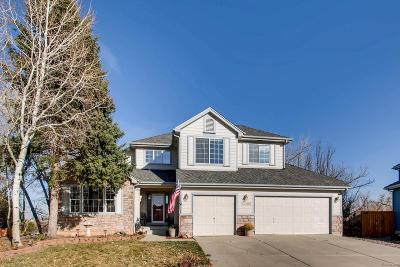 Arvada Single Family Home Active: 10260 West 84th Place