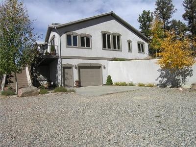 Cotopaxi Single Family Home Active: 0628 Burno Mountain Road