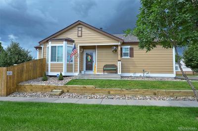 Colorado Springs Single Family Home Active: 3110 Bayside Grove