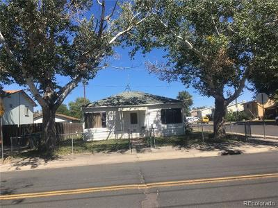 Commerce City Single Family Home Active: 7095 East 62nd Avenue
