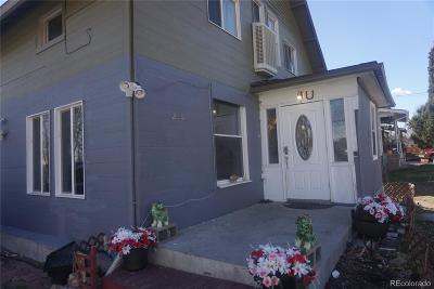 Denver Single Family Home Active: 218 Irving Street