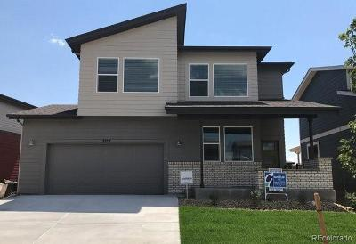 Fort Collins Single Family Home Active: 2127 Lager Street
