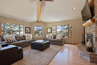 Conifer, Evergreen Single Family Home Active: 33031 Alpine Lane