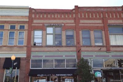 Salida Condo/Townhouse Under Contract: 207.5 F Street #3