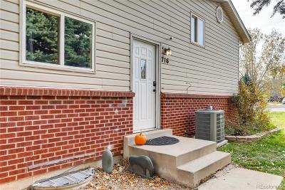 Lafayette Condo/Townhouse Under Contract: 716 West Cleveland Circle